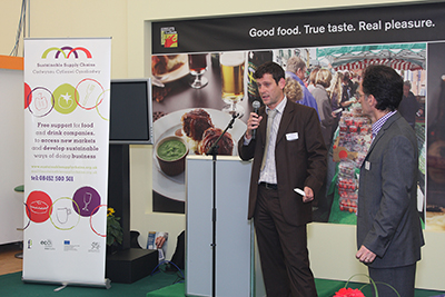 Welsh Government, Royal Welsh Show, Sustainable Food