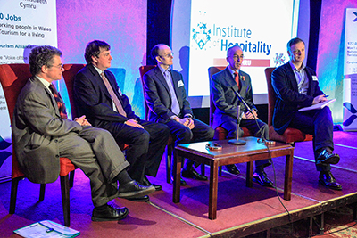 Welsh Tourism Alliance Conference, 2011.