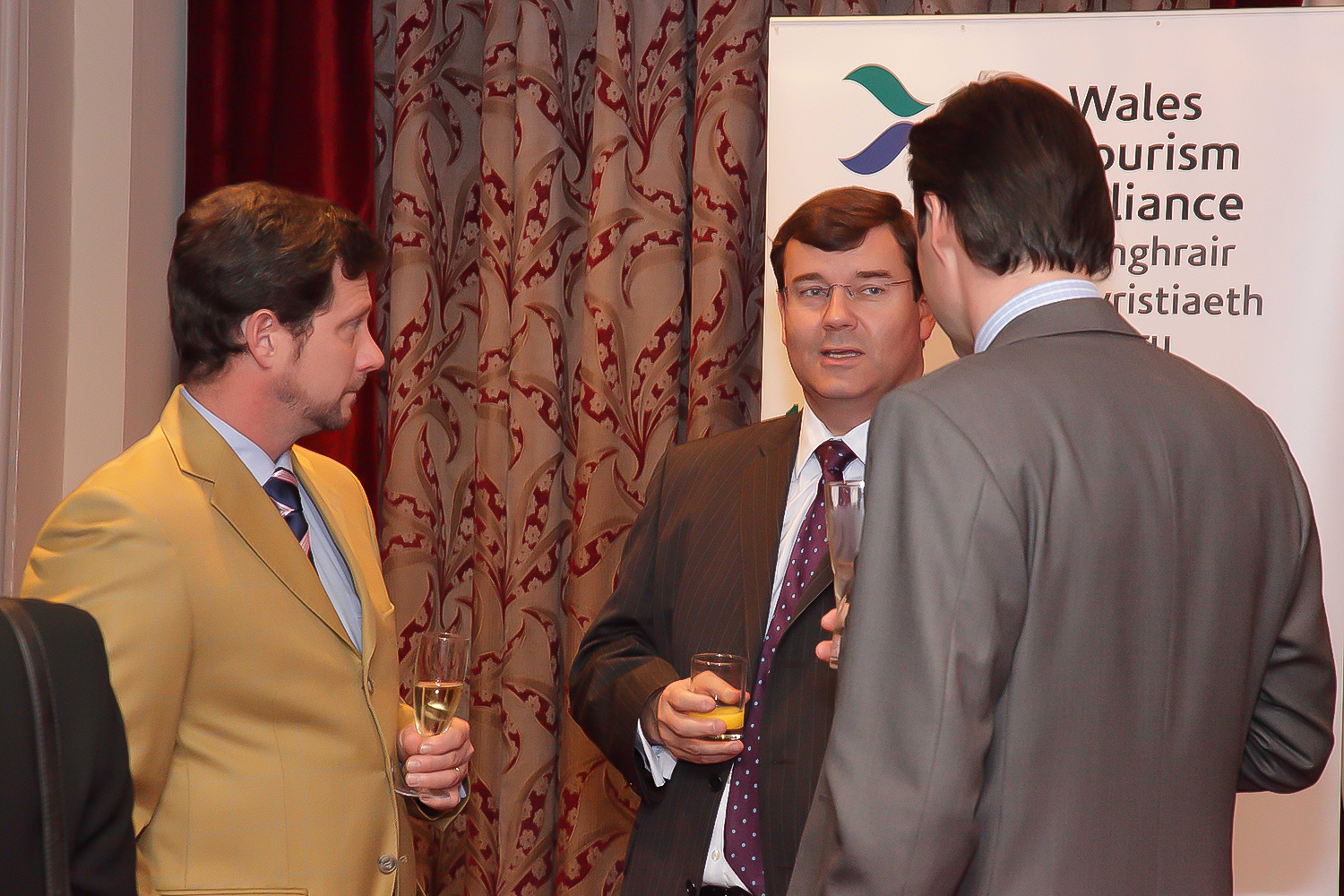 Welsh Tourism Alliance Conference, Hotel, Mertopole, 2011.